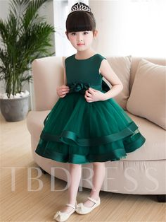 45 Ideas For Party Dress Pattern Kids Girls Party Wear, Kids Dress Wear, Baby Girl Party Dresses, Kids Gown, Little Girl Dresses, Flower Girl Dresses, Baby Frocks Party Wear, Dress Party, Girls Frock Design