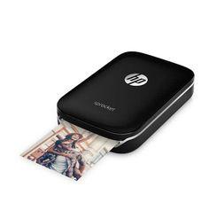 HP Sprocket - Mobile Photo Printer - Black  99 euros