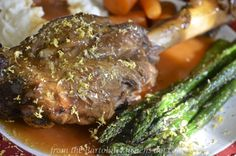 In a previous post, I've mentioned that when I was a boy, a young goat was the meat of choice for our Easter dinner. Goat, however, was to be replaced by Spring lamb but even its reign was cut shor...