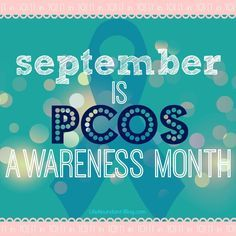 September is #PCOS Awareness Month | Free PCOS Awareness Images for Social Media
