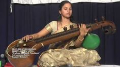 SAPNA: ANNIUAL EVENT 2014: DAY 2: FEATURED PERFORMANCE: VEENA BY BHAVYA ...