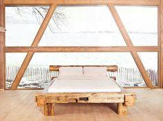 Balken Bett