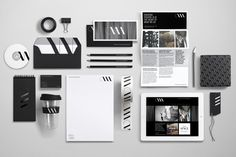 one of my faves! - amy - Creation Visual Merchandising 2013 Branding by Cindy Forster, via Behance