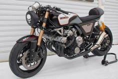Honda CBX #harleydavidsonstreet750custom