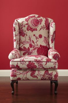 #LGLimitlessDesign  #Contest  red tufted chair - Google Search