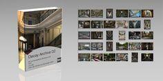 30 Lost-Place-Hintergründe Hoch aufgelöst mit 21Mega-Pixeln (mehr als 5000px auf der langen Seite) TIFF-Format