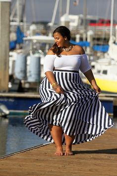 CURVY BEAUTIES // GarnerStyle | The Curvy Girl Guide: Garnerstyle for Rebdolls