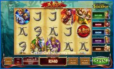 Five Tiger Generals is a 15 fixed line and 5-reel video slot from Playtech.  More this way...  http://www.casinocashjourney.com/slots/playtech/five-tiger-generals.htm