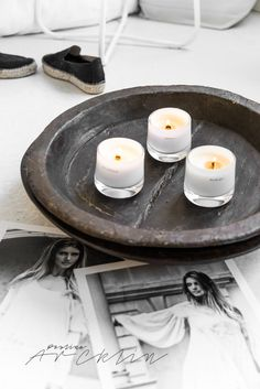 Paulina Arcklin Photography + Styling | MESSAGE CANDLES