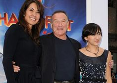 Bina Fink : Robin Williams Leaves $50 Million to Children and ...