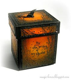 Magic Boxes - Exploding Boxes with a Difference