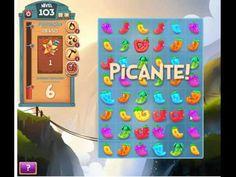 Pepper Panic Saga levels 101 and 102