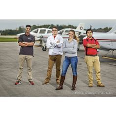 Students from the Ohio State University College of Engineering Aviation Studies Program photographed October 9 2015 in Columbus Ohio. ( James D. DeCamp | http://ift.tt/1uidMgw | 614-367-6366)
