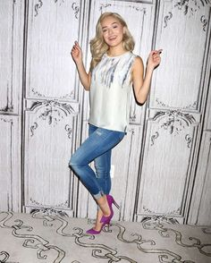 Chachi Gonzales in Louboutins! Perfect!