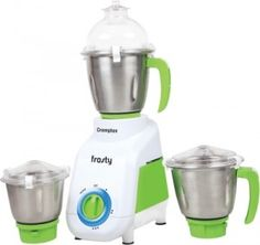 Crompton Greaves Frosty TD62 650 Mixer Grinder  3 Jars