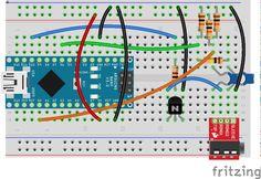 Arduino Breadboard Kiss TNC