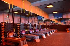 Our Facilities – Orangetheory Fitness