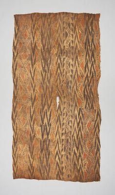Cloth Place Made:Africa: West Africa, Côte d'Ivoire People:Senufo Period:20th century Date:1900 - 1980 Dimensions:L 211 cm x W 108 cm M...