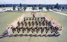 Lake Wales High School Marching Highlander Band and Scottish Unit 197(?)