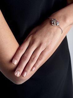 39.00EUR$  Buy here - http://vifrb.justgood.pw/vig/item.php?t=4b118m0132 - Wrap Me Up rhodium-plated Bracelet