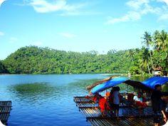 Pandin Lake, Laguna, Philippines