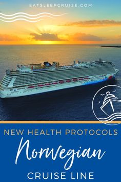Norwegian Cruise Line's New Health and Safety Protocols have been announced, giving some insight into what cruising will really look like when it resumes. In this latest video, we detail all of the new announcements regarding Norwegian Cruise Line's Sail Safe program. #cruise #returntocruise #NCL #NorwegianCruise #eatsleepcruise
