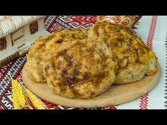 (27) Plăcinte cu cartofi și ciuperci-cele mai gustoase plăcinte mâncate vreodată, din aluat fără drojdie! - YouTube French Toast, Bread, Breakfast, Recipes, Food, Tv, Friends, Videos, Youtube