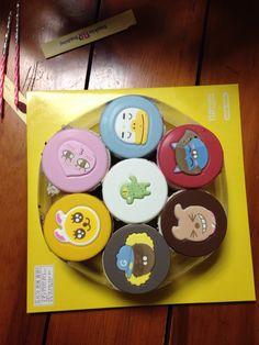 베스킨라빈스X카카오프렌즈 아이스크림 케이크 icecream cake