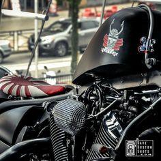 Chopper Bike, Kustom Kulture, Custom Bikes, Custom Made, Riding Helmets, Biker, Spain, Lifestyle, Rising Sun