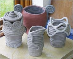 Ainsworth, Mary / Coil Pots