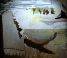 Teresa Pagowska, plaza / beach on ArtStack #teresa-pagowska #art