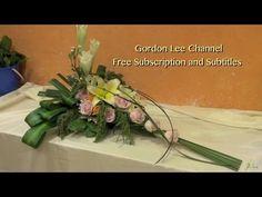 CH 16 教堂花藝擺設 Church Flower Arrangement #16 - YouTube