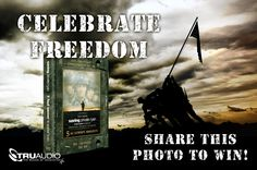 Giveaway!  SHARE this photo to win!  Win this special D-Day Commemorative Edition DVD of Saving Private Ryan!  SHARE this photo and you're automatically entered to win! Yep, that's it. Winner will be picked on July 8th!