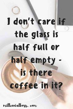 15 Girl Boss Quotes & the Girls Who Inspire Them Coffee Talk, Coffee Is Life, I Love Coffee, Coffee Break, My Coffee, Coffee Drinks, Coffee Cups, Happy Coffee, Coffee Lovers