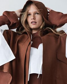 Vogue Brazil August 2017 Anna Ewers photographed by Giampaolo Sgura | fashion editorial fashion photography