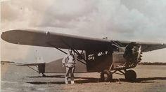 Fairchild F -71 (NC755Y, c/n 775) of Standard Oil de Venezuela at Cachipo airport.