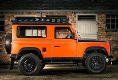 Deze Land Rover Defender 90 Summit is de ultieme terreinwagen Defender For Sale, Defender 90, Land Rover Defender, My Dream Car, Dream Cars, Offroader, Range Rover Classic, Jeep 4x4, Jeep Rubicon