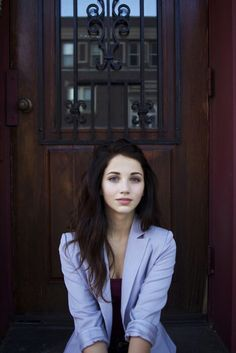 Black Hair Blue Eyes girl pretty pale skin                                                                                                                                                                                 More