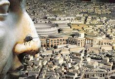 Lintwormen, zweepwormen, bedwantsen en vlooien tierden welig in het Romeinse Rijk, en persoonlijke hygiëne en afvalinzameling maakten het juist erger.