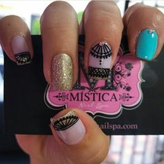 Nail Spa, Manicure And Pedicure, Love Nails, Erika, Opi, Class Ring, Diana, Beauty, Nail Art