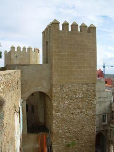 Alcazaba de Badajoz Badajoz Spain.