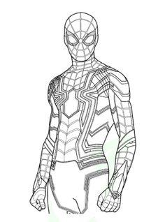 Pin By Marcia Araujo On Davi Spiderman Coloring Spider Coloring Page Superhero Coloring Pages