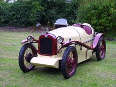 Austin 7 Gordon England Brooklands Super Sports (1929) Maintenance of old vehicles: the material for new cogs/casters/gears/pads could be cast polyamide which I (Cast polyamide) can produce