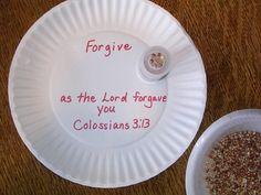 Forgive 70x7 times craft