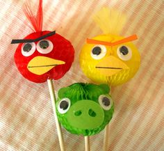 Happy Angry Birdsday to You! | CatchMyParty.com