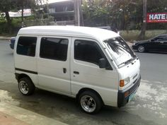 Suzuki Every, Mini 4x4, Kei Car, Old School Vans, Vanz, Mini Trucks, Pickup Trucks, Motorhome, Concept Cars