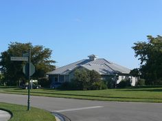 One of the hundreds of Old Florida style homes built by Daniel Wayne Homes in Southwest Florida. This one is in the Coconut Creek subdivision developed by us.