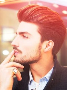 Cool How Men can Style Medium Length Hairs Perfectly