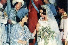 Königin Friederike von Griechenland Royal Wedding 1964