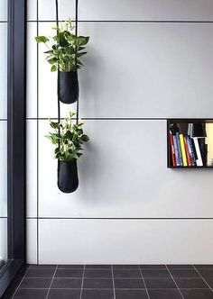 Pots suspendu meubles-contemporain